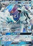 Pokemon Alolan Ninetales-GX - 22/145 - Ultra Rare - Sun & Moon: Guardians Rising