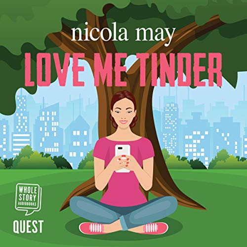 Love Me Tinder audiobook cover art