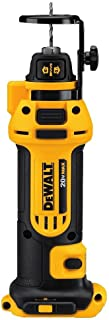 DEWALT DCS551B 20V Max Drywall Cut-Out Tool (Tool Only) (Renewed)