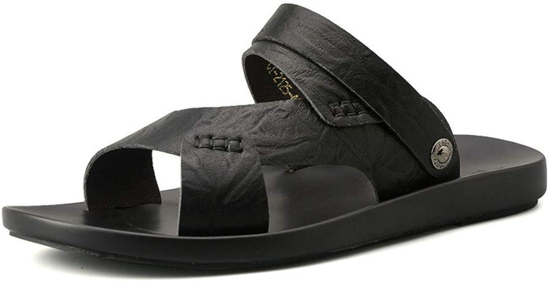 Flip-Flops Outdoor Sports Sandalsnew Flip Flops Summer Flip Flops Flat Non-Slip Beach shoes Wear Tide