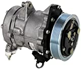 Denso 471-7026 New Compressor with Clutch