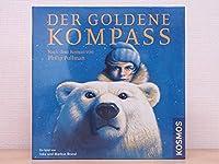 ライラの冒険-黄金の羅針盤 ボードゲーム ドイツ語版