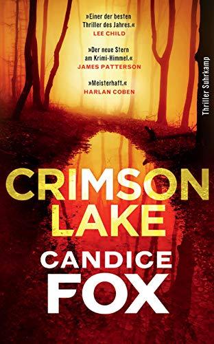 Image of Crimson Lake: Thriller (Crimson-Lake-Serie)