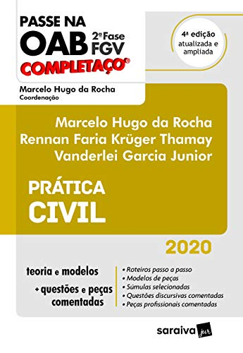 Passe na OAB - 2ª Fase - FGV - Completaço - Prática Civil