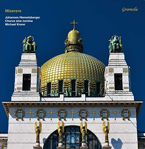 Miserere Arr.für Saxophon und 3 Chöre [Vinyl LP]