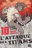 L'Attaque des Titans Edition Colossale - Edition Colossale Tome 10