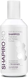 Shapiro MD Vegan Hair Loss Shampoo for Thinning Hair | Experience Healthier, Fuller and Thicker Looking Hair - Shapiro MD ...