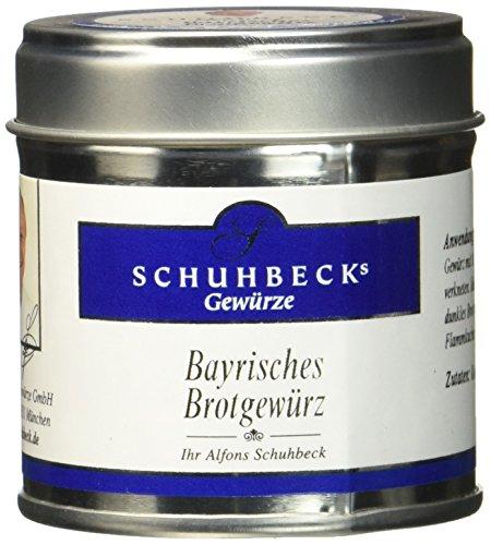 Schuhbecks Bayrisches Brotgewürz, 3er Pack (3 x 45 g)