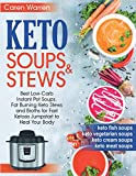 Best Fat Burning Creams - Keto Soups and Stews: Best Low-Carb Instant Pot Review