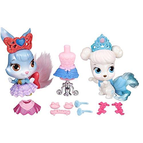 Disney Princess Palace Pets, Whisker Haven Tales, Pumpkin and Berry's Tutu-Terrific Playset