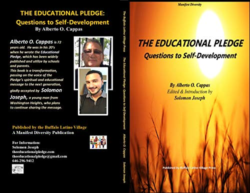 The Educational Pledge: Questions to Self-Development
