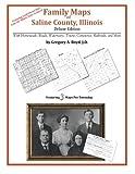 Family Maps of Saline County, Illinois