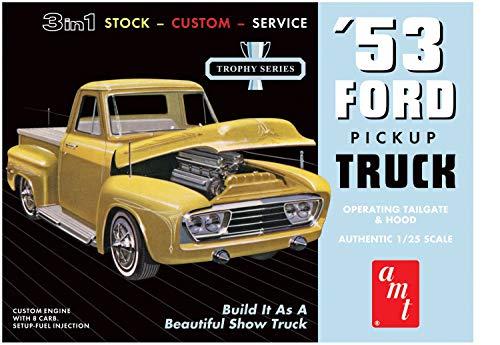 Round2 AMT882/12 Modellbau, Hobby, Zusammenbau, detailliert