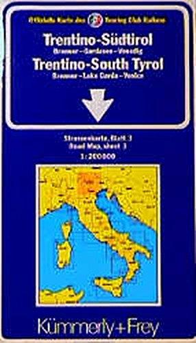 ITALIE DOLOMIETEN / ITALIE TRETIN - SUD TYROL