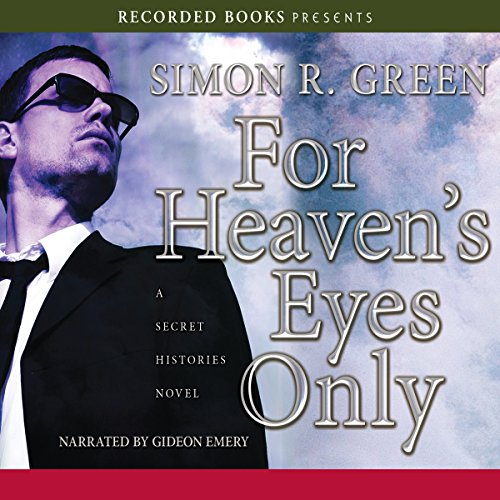 For Heaven's Eyes Only audiobook cover art
