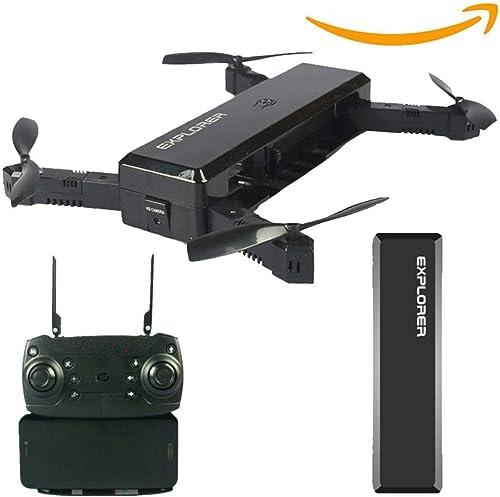 comprar marca KY Drone con Camara Camara Camara HD 720P Cámara HD de Gran Angular Video en Vivo WiFi Quadcopter con Altitude Hold Modo sin Cabeza One Take Take Off  entrega gratis