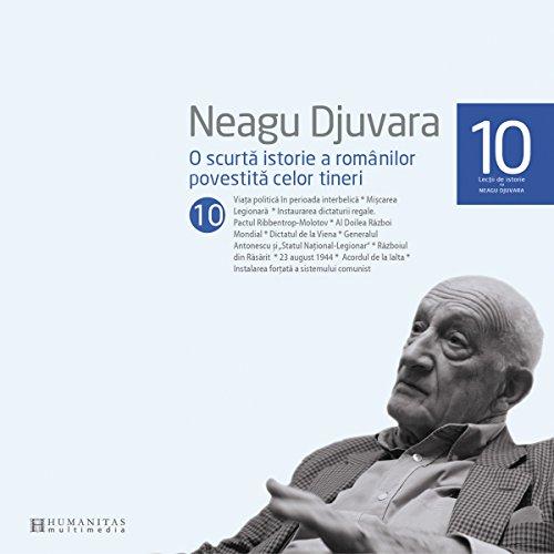 O scurtă istorie a românilor povestită celor tineri 10 audiobook cover art