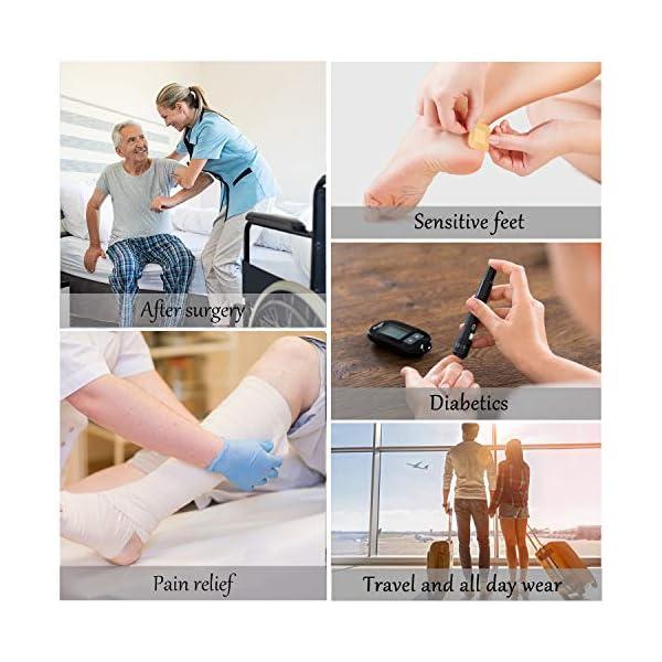 buy  MD 6 Pairs Non-Binding Men's Moisture ... Diabetes Care
