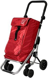 comprar comparacion Playmarket Carro de la compra Go Up Basic, 110 cm, 39, 5 Litros, Charme