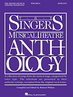 Singer's Musical Theatre Anthology, Vol. 4