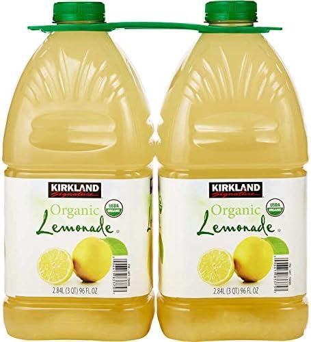 Kirkland Signature Organic Lemonade - Ranking TOP2 oz. fl 2 192 Count Ranking TOP19