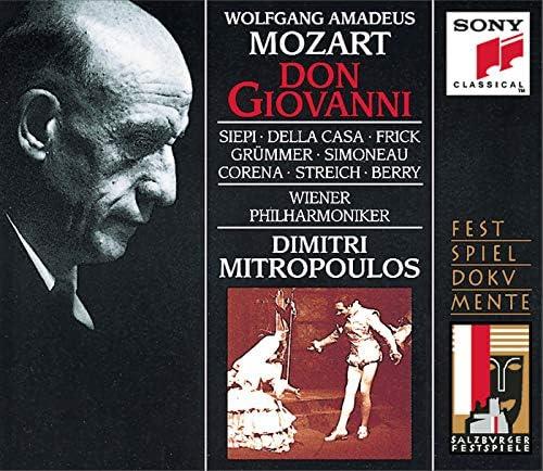 Dmitri Mitropoulos, Vienna Philharmonic, Lisa Della Casa