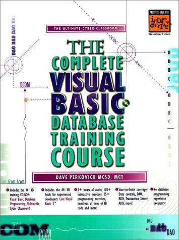 The Complete Visual Basic Database (Prentice Hall (engl. Titel))