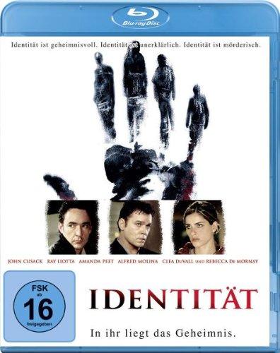 Identität [Blu-ray]