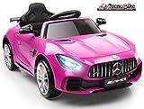 Tecnobike Shop Auto Macchina Elettrica per Bambini Mercedes Benz AMG GTR...