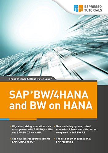 SAP BW/4HANA and BW on HANA (English Edition)