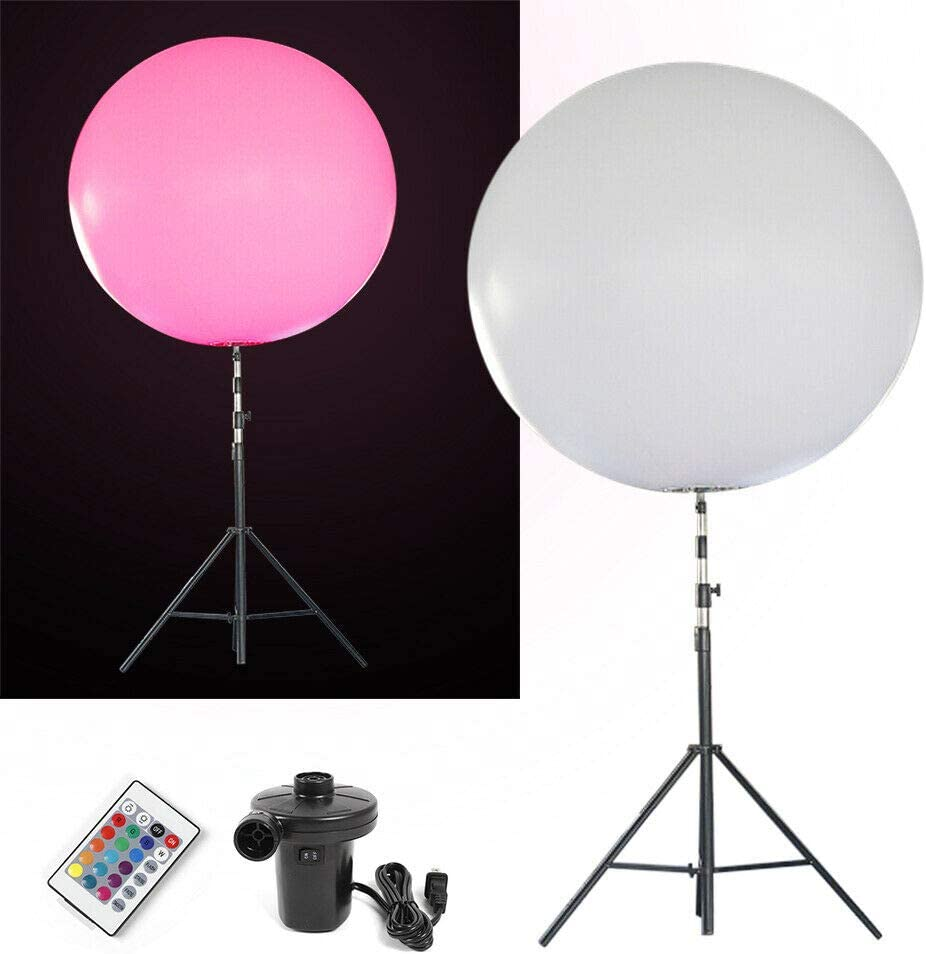 Inflatable Bombing new work Stand Tripod Balloon Led Wed Lighting Challenge the lowest price of Japan for 4.9ft 3.9ft