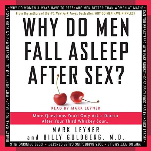 Why Do Men Fall Asleep After Sex audiobook cover art