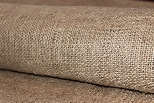Burlapper Burlap Garden Fabric (40' x 15', Natural)