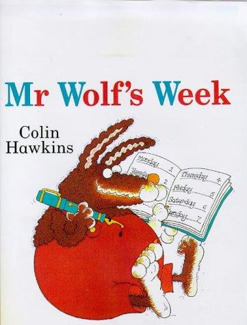 Mr.Wolf's Week (A Colin Hawkins mini-pop)