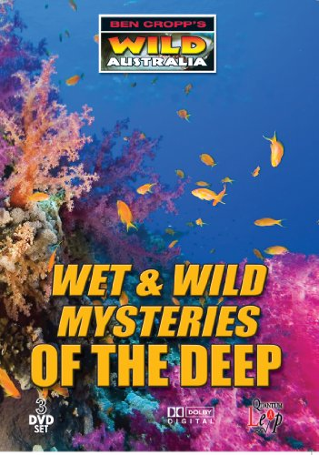 Wet And Wild Mysteries Of The Deep [DVD] [Reino Unido]