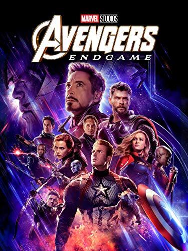 Marvel Studios Avengers Endgame Dt Ov