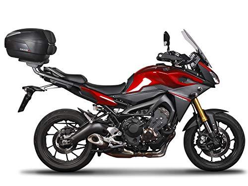 SHAD Y0MT95ST Soporte de Baúl para Yamaha Mt09 Tracer, Negro
