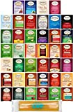Twinings Assorted Tea Variety Pack - 40 ct Hot Tea Sampler: Camomile, Chai, Black, Herbal, Rooibos,...