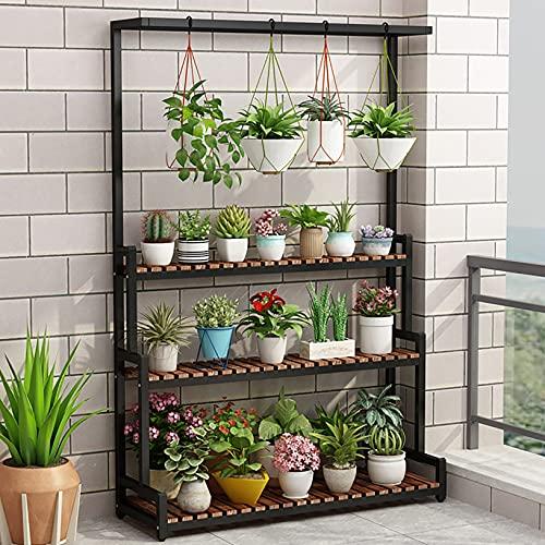 ガーデニングを楽しもう!おしゃれな屋外用の棚&DIYアイデア