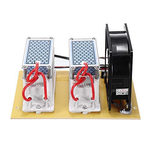 SHANG-JUN Fácil de Montar Generador de ozono máquina de desinfección de ozono purificador de Aire de Agua 220V 20 g/h Conveniente