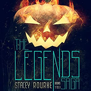 The Legends Saga Collection                   By:                                                                                                                                 Stacey Rourke                               Narrated by:                                                                                                                                 Karen Krause                      Length: 25 hrs and 27 mins     2 ratings     Overall 3.0