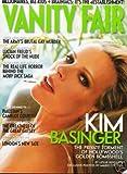 Vanity Fair Magazine May 2000 Kim Basinger (Single Back Issue)