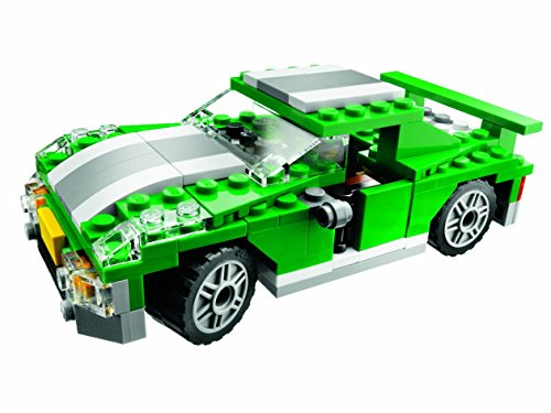 LEGO Creator 6743 - Grüner Flitzer