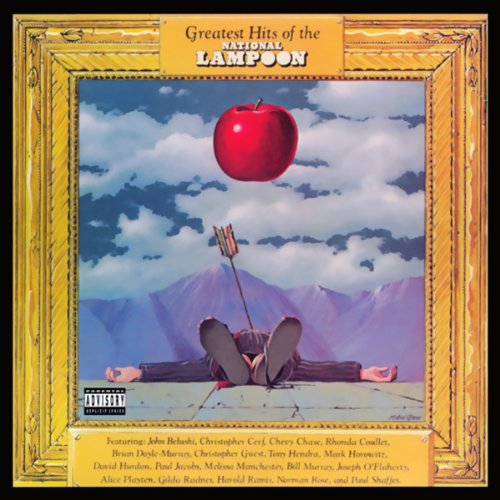 Greatest Hits of the National Lampoon audiobook cover art