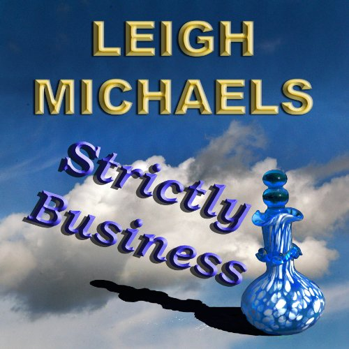 Strictly Business audiobook cover art