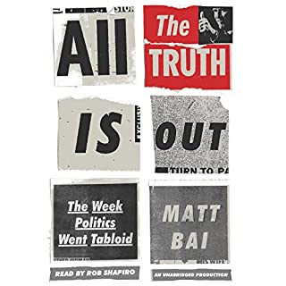 All the Truth Is Out cover art