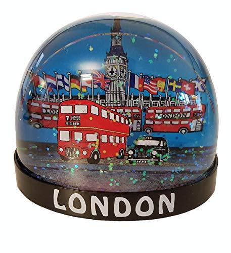 propre Di souvenir//Speicher//Memoria Sc/ène de Londres /à collectionner Aimant//cabine t/él/éphonique//BUS//Big Ben//Tower Bridge//Taxi//Royal Guard color/é UK souvenir Fun inoubliable britannique UK /à collectionner Aimant