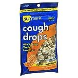 Sunmark Cough Drops, Honey Lemon Flavor - 30 drops, Pack of 6