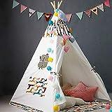 Tenda per bambini portatile, tenda da campeggio per bambine e bambini, per...