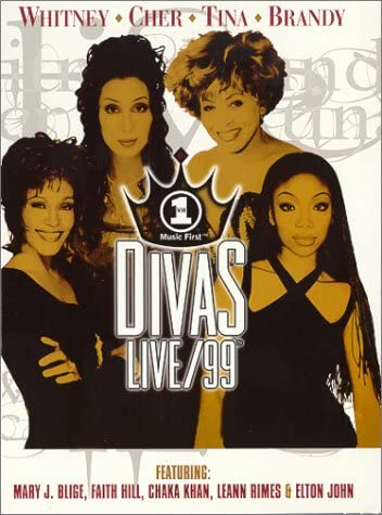 VH1 Divas Live 99 product image